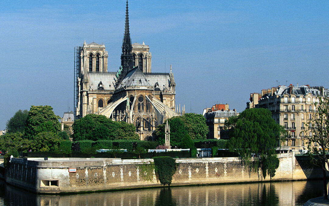 Париж на ладони