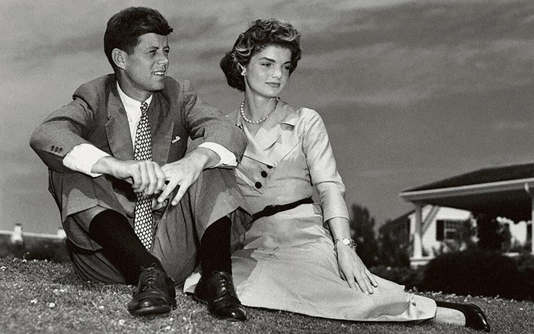 Жаклин и Джон Кеннеди: любовь с приставкой «не»