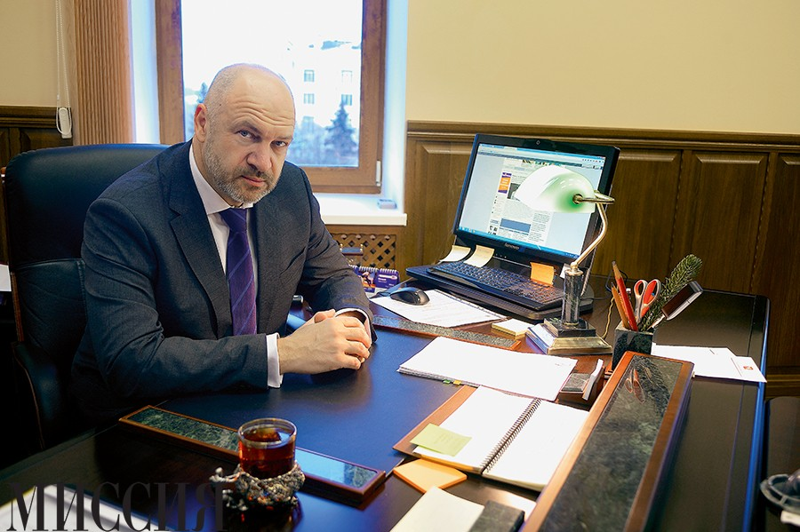 Сергей Шаль
