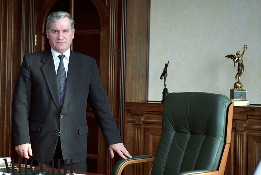 Стальное сердце Южного Урала или как стать директором