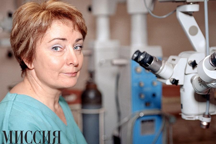 Лариса Удалова: «Я — человек, который решает проблемы»