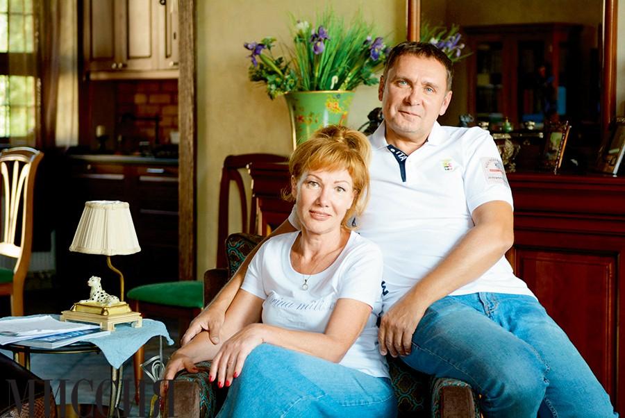 Ирина и Александр Шамины: «Беречь – это даже важнее,  чем любить»