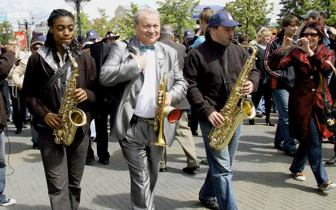 Игорь Бурко и его фестиваль