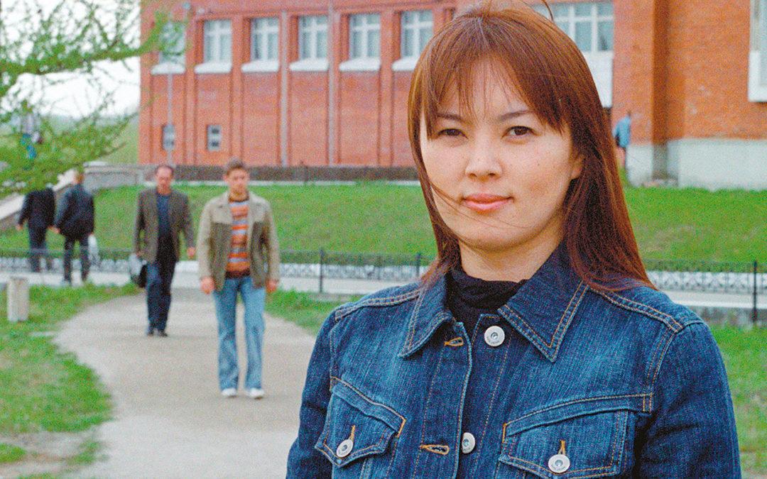Уральская сакура