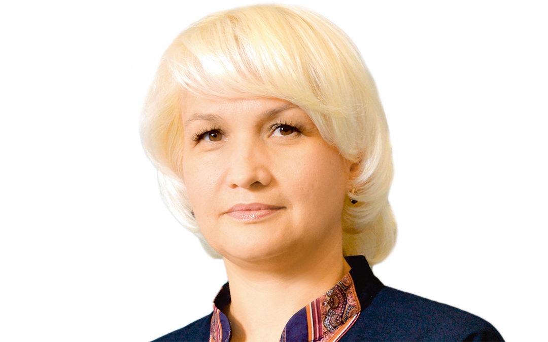 Оксана Обухова