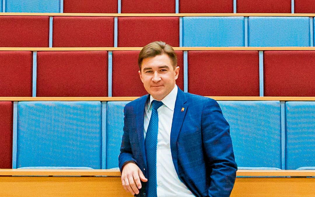 ЧелГУ открывает новый международный кампус