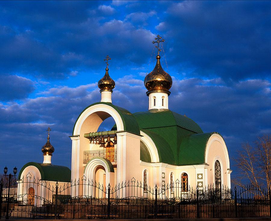 Храм, Смолино (© 2021 МИССИЯ )