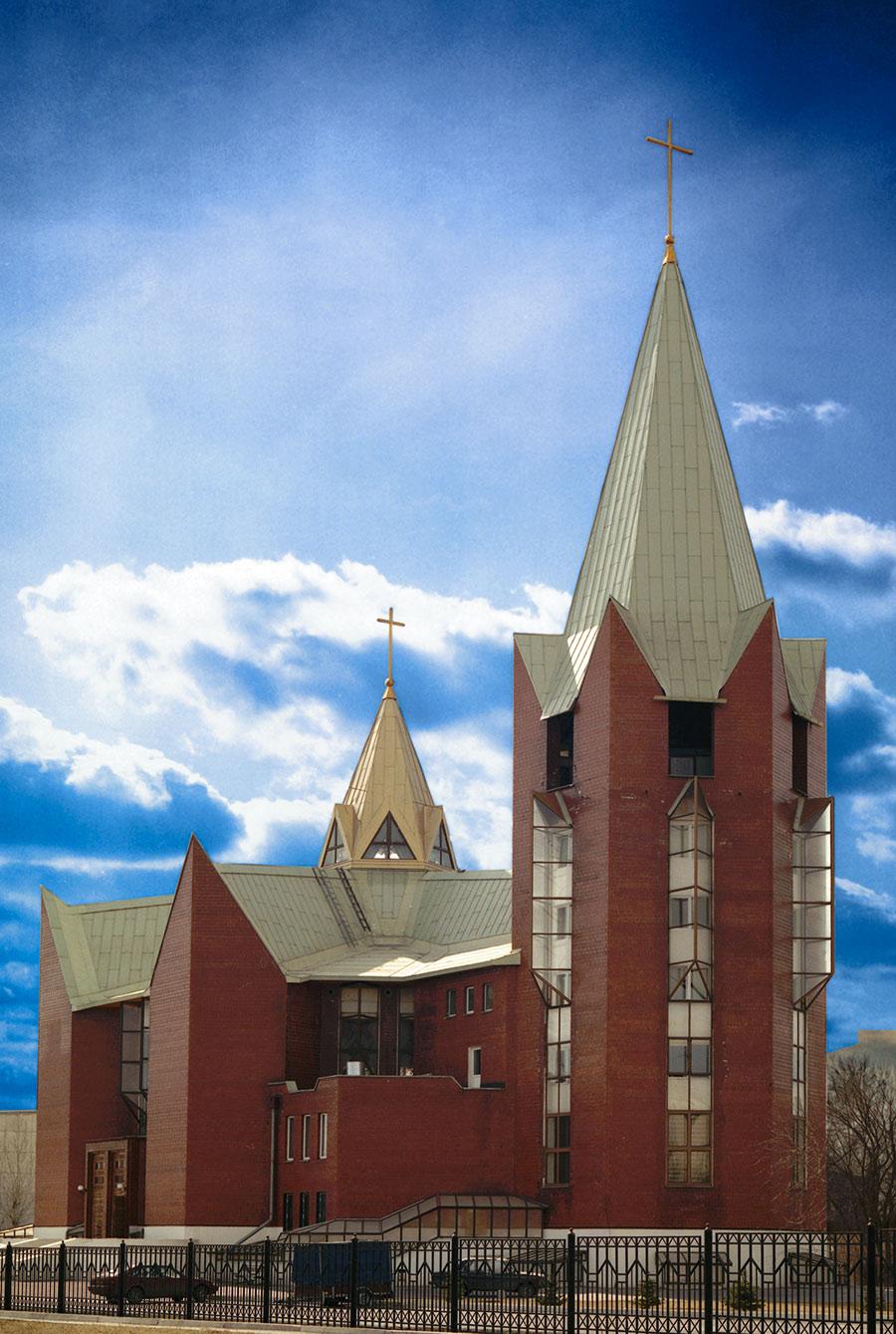 Римско-Католический Собор, Челябинск (© 2021 МИССИЯ )