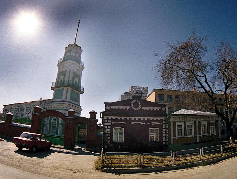 Мечеть, Челябинск (© 2021 МИССИЯ )