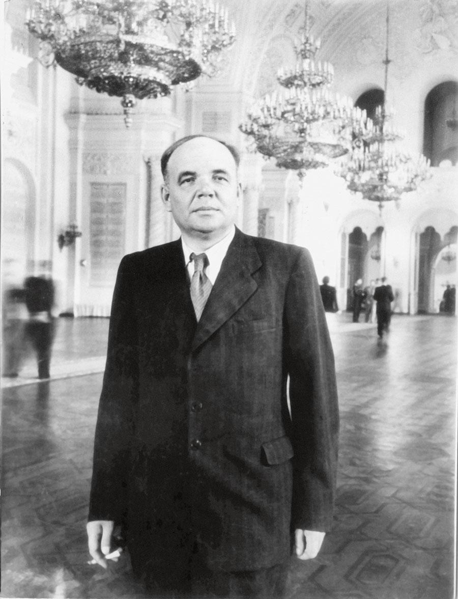 Григорий Носов