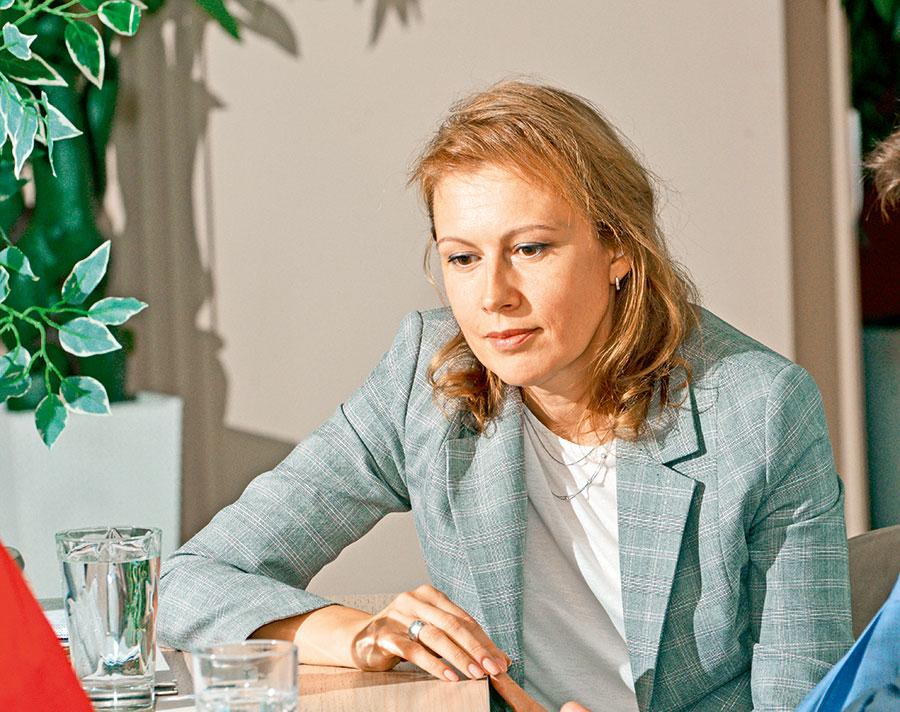 Елена Шабурова директор консалтинговой группы «HR-Содействие»