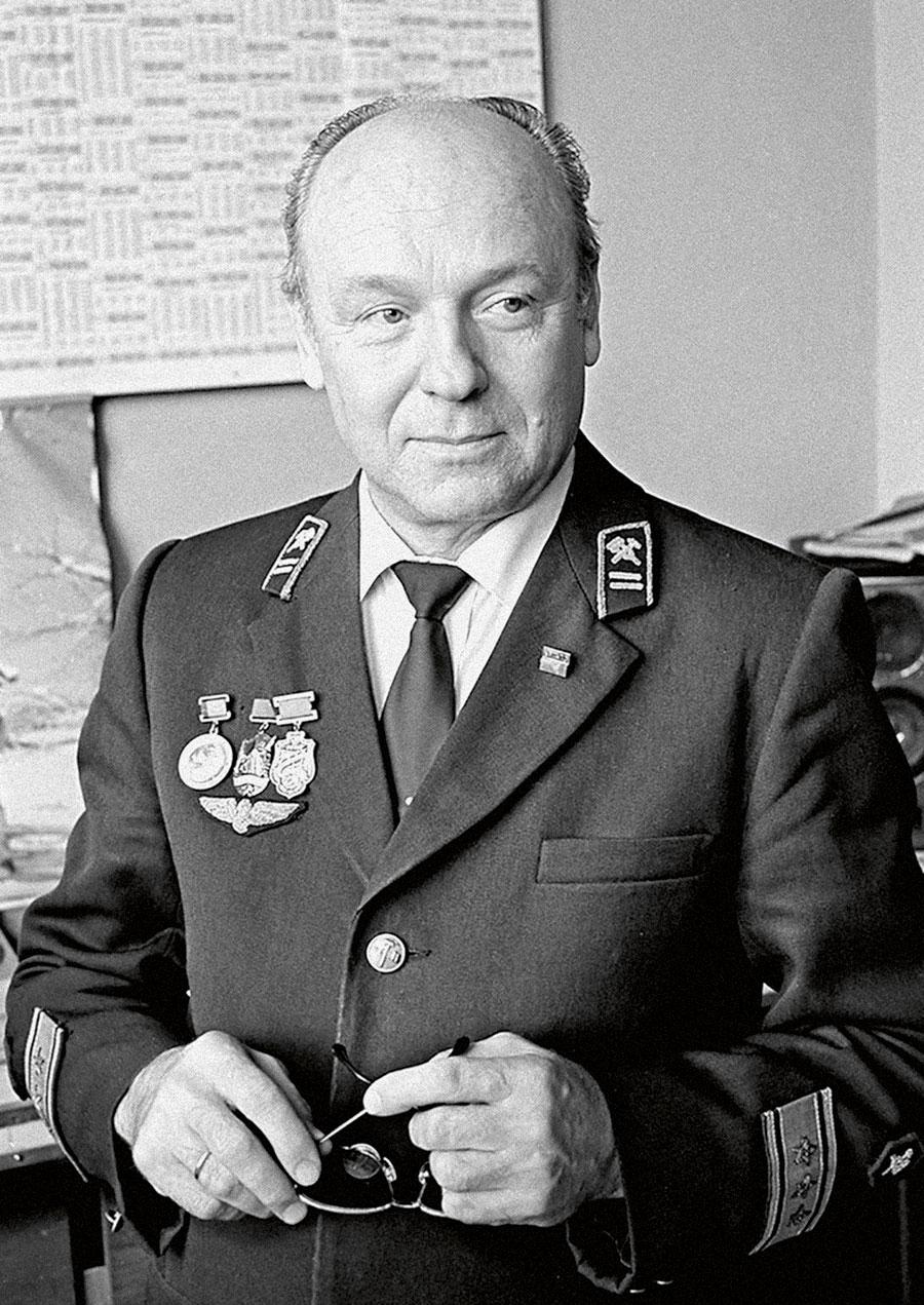Александр Балкашин