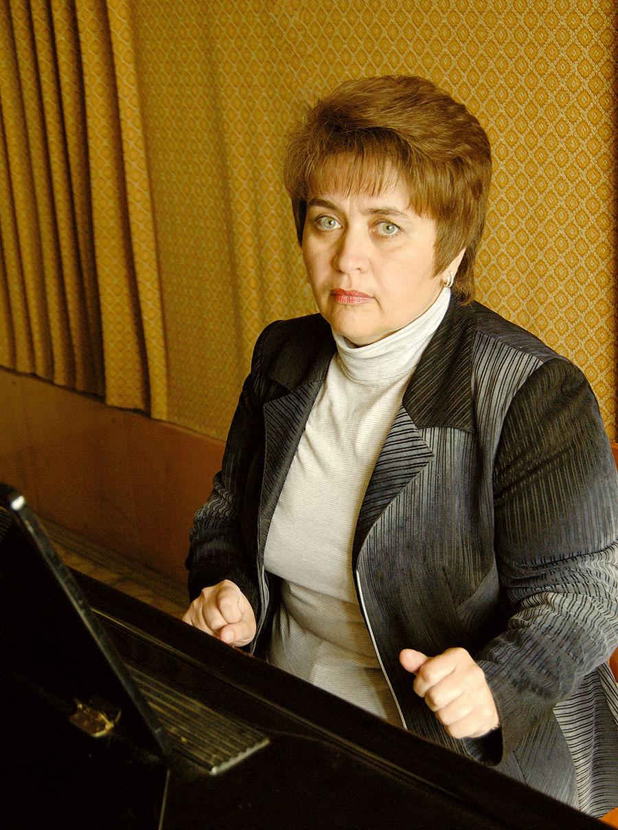 Ирина Резанович