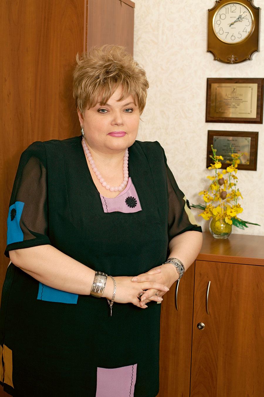 Марина Пашкова