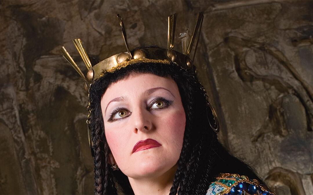 Аида: опера безумных страстей