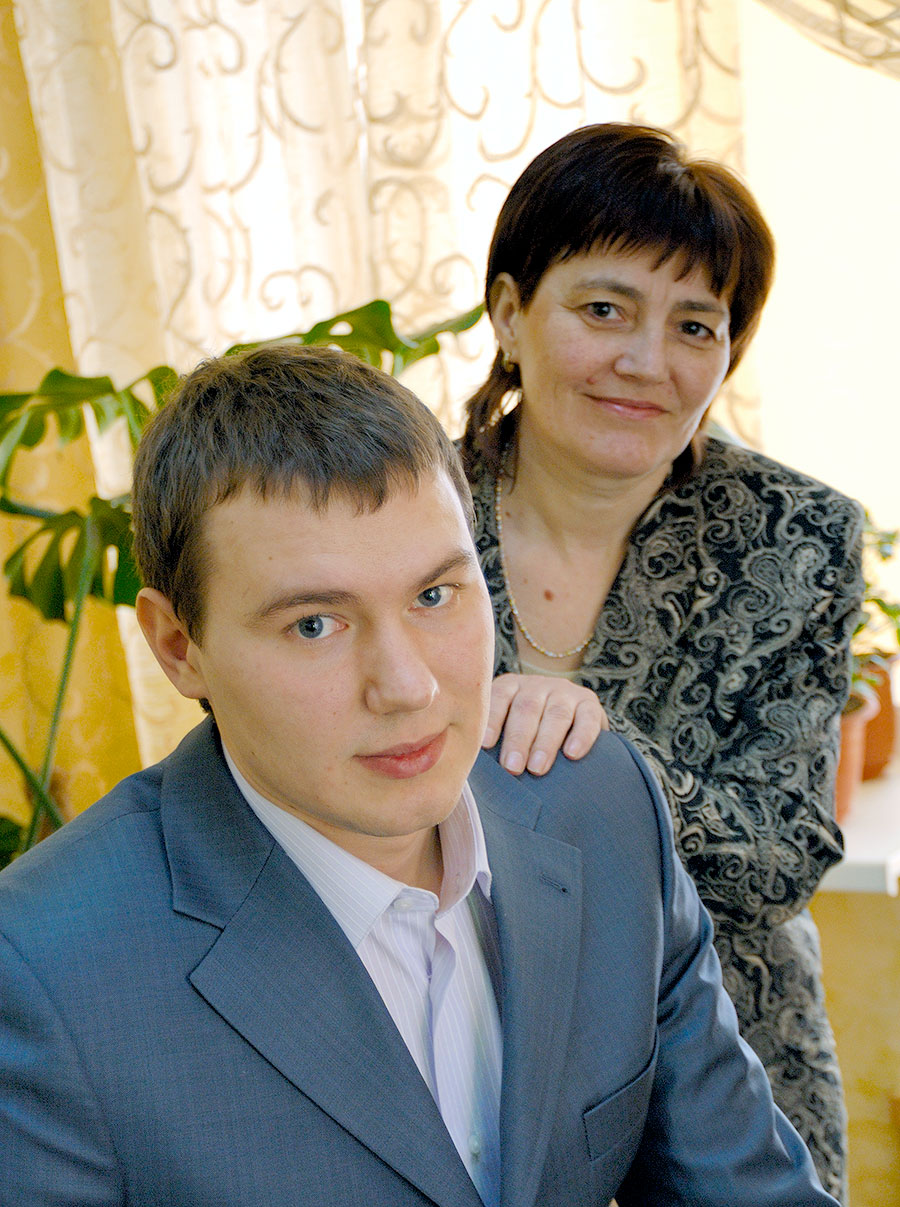 Нина Дятлова, Владимир Дятлов (© 2021 МИССИЯ )
