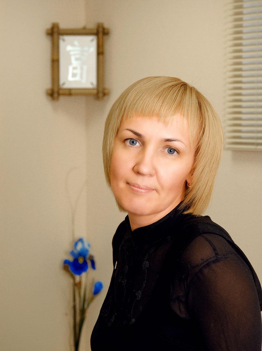 Марина Минко (© 2021 МИССИЯ )