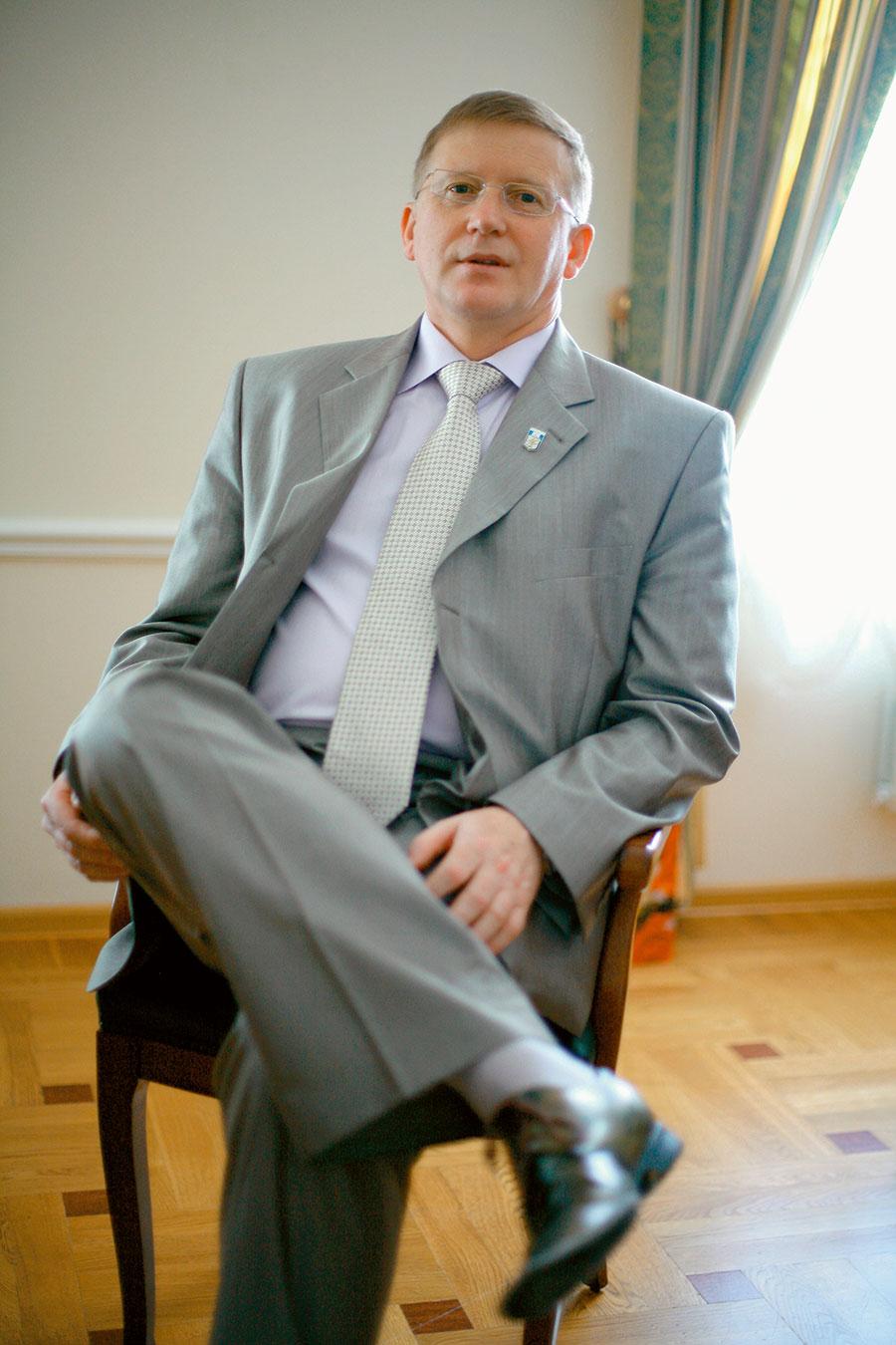 Александр Шестаков (© 2021 МИССИЯ )