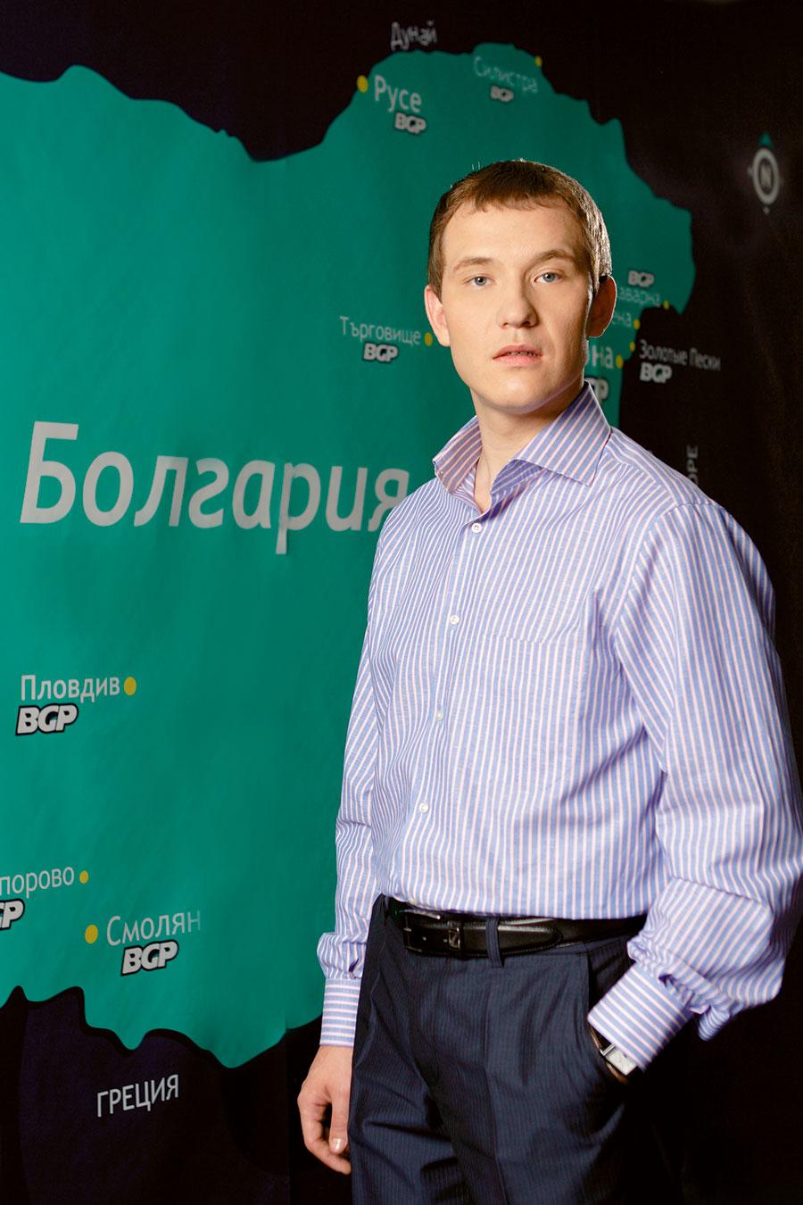 Максим Браило (© 2021 МИССИЯ )