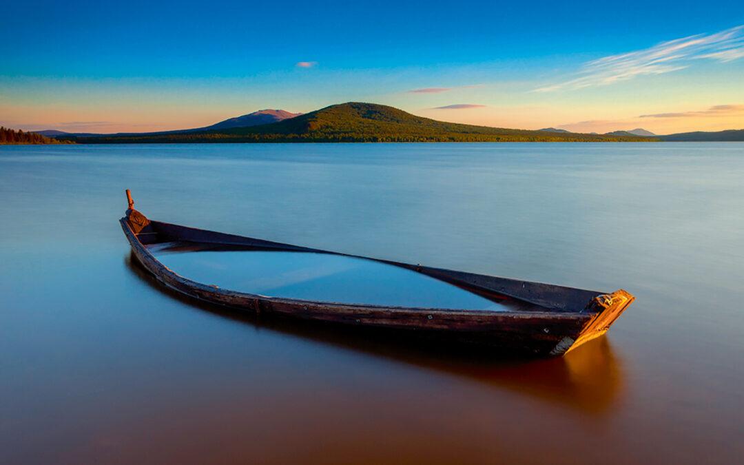 Озеро потерянного сердца