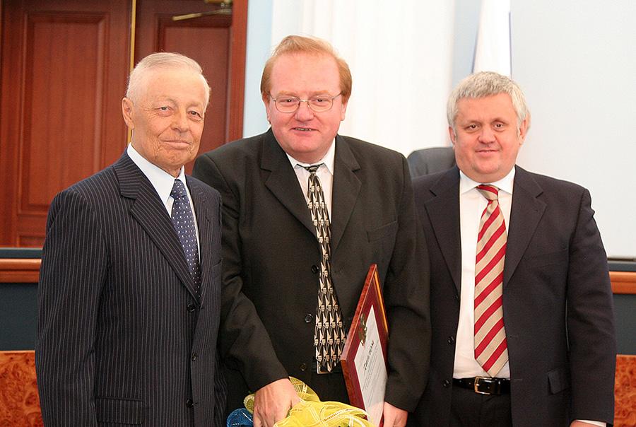 Юрий Сепетёров, Пётр Сумин, Андрей Косилов