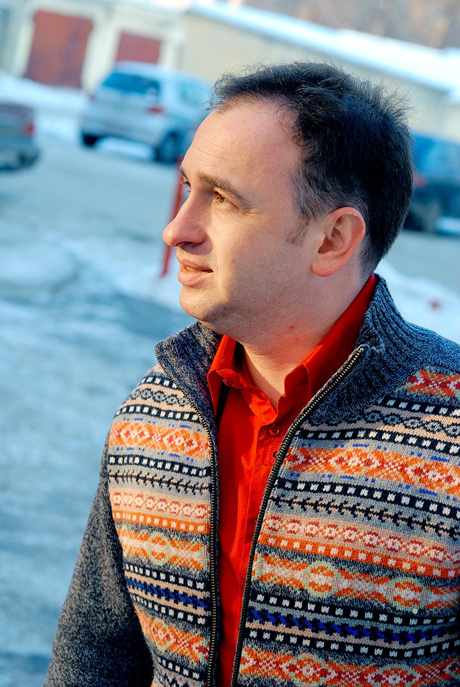 Роман Грибанов