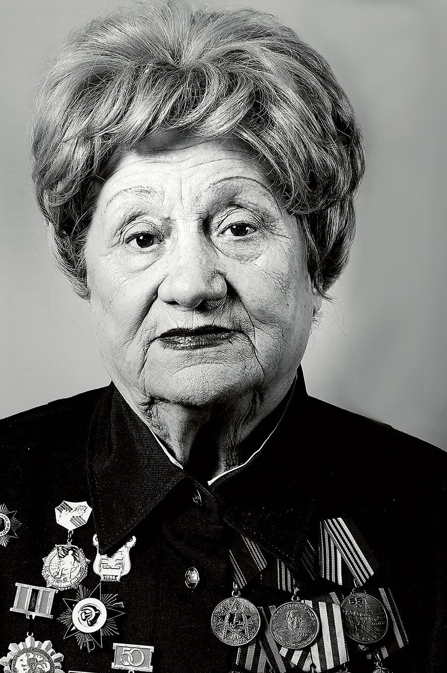 Валентина Шилова