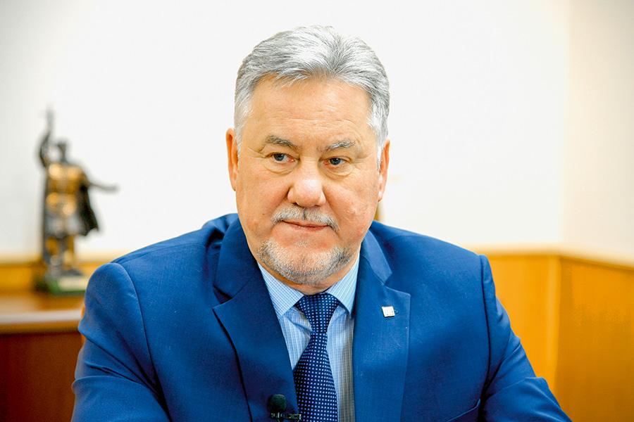 Михаил Железнов