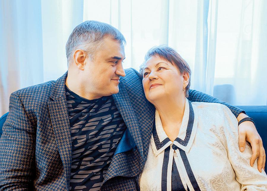 Евгений Дорохов, Екатерина Дорохова