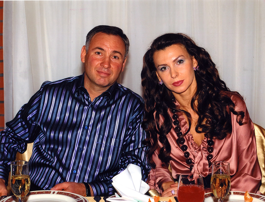 Борис и Светлана Видгоф (© 2021 МИССИЯ )