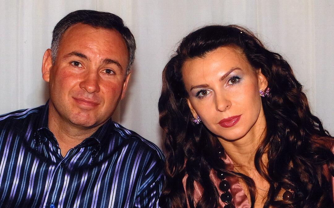 Рестораторы: Борис  и Светлана Видгоф