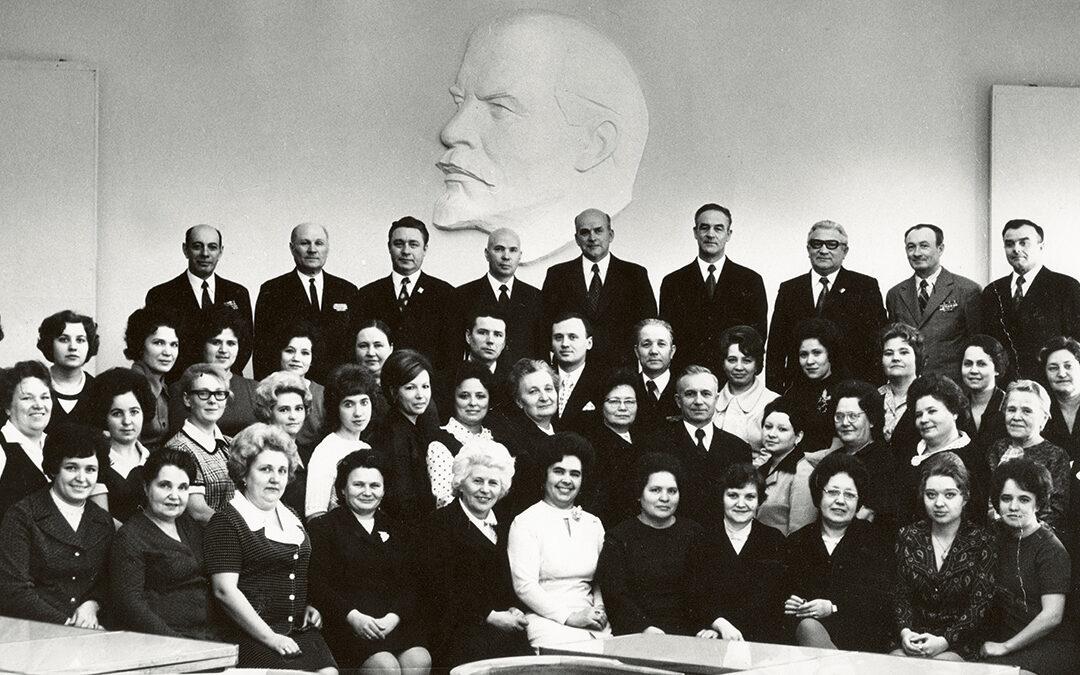 Шесть мэров и один секретарь